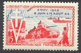 France N°983 Neuf ** 1954 - Neufs