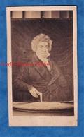 Photo Ancienne CDV Vers 1860 1870 - TOULOUSE - Peinture / Peintre à Identifier - Photographe A. Trantoul - Art Artiste - Anciennes (Av. 1900)
