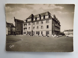 Carte Postale : 29 MORGAT : Hôtel Sainte-Marine - Morgat