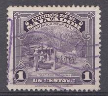 El Salvador 1938  Mi.nr: 560 Freimarken  Oblitérés - Used - Gebruikt - Salvador