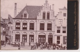 SR ELZINGA BERGEN OP ZOOM GOES    NEDERLAND HOLLAND 16*10CM Cabinet  Photograph - Fotos