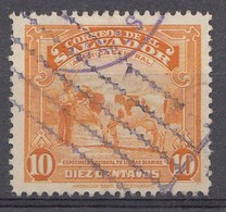 El Salvador 1938  Mi.nr: 565  Freimarken  Oblitérés - Used - Gebruikt - Salvador