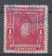 El Salvador 1947  Mi.nr: 623 Berühmte Männer  Oblitérés - Used - Gebruikt - Salvador