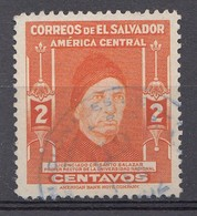El Salvador 1947  Mi.nr: 624   Berühmte Männer  Oblitérés - Used - Gebruikt - Salvador