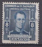 El Salvador 1947  Mi.nr: 627  Berühmte Männer  Oblitérés - Used - Gebruikt - Salvador