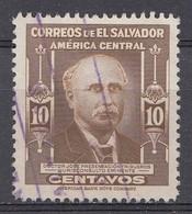 El Salvador 1947  Mi.nr: 628  Berühmte Männer  Oblitérés - Used - Gebruikt - Salvador
