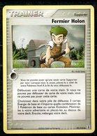 Carte Pokemon Trainer Fermier Holon (supporter) / Édition Ex : Espèces Delta / N°91/113 - Pokemon