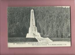 CPA - Remiremont  - Monument Aux Morts Pour La Patrie - Remiremont