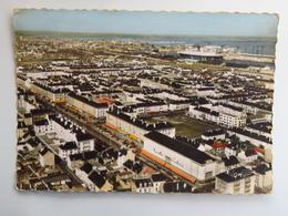 Carte Postale : 44 SAINT-NAZAIRE, Rue De La République, La France Vue Du Ciel, Timbre En 1963 - Otros Municipios