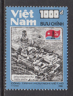 1988 Vietnam Offshore Oil Drilling Petroleum Complete Set Of 1 MNH - Vietnam