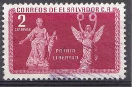 El Salvador 1954  Mi.nr: 727  Freimarken  Oblitérés - Used - Gebruikt - Salvador