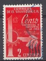El Salvador 1954  Mi.nr: 728  Freimarken  Oblitérés - Used - Gebruikt - Salvador