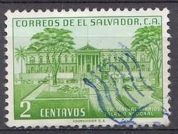 El Salvador 1954  Mi.nr: 729  Freimarken  Oblitérés - Used - Gebruikt - Salvador