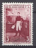 El Salvador 1954  Mi.nr: 730  Freimarken  Oblitérés - Used - Gebruikt - Salvador
