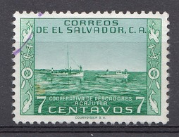 El Salvador 1954  Mi.nr: 735  Freimarken  Oblitérés - Used - Gebruikt - Salvador