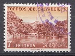 El Salvador 1954  Mi.nr: 736  Freimarken  Oblitérés - Used - Gebruikt - Salvador