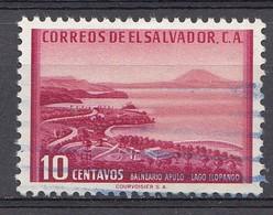 El Salvador 1954  Mi.nr: 739  Freimarken  Oblitérés - Used - Gebruikt - Salvador