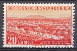 El Salvador 1954  Mi.nr: 741  Freimarken  Oblitérés - Used - Gebruikt - Salvador
