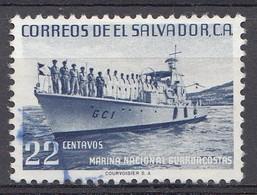 El Salvador 1954  Mi.nr: 742  Freimarken  Oblitérés - Used - Gebruikt - Salvador