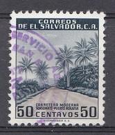El Salvador 1954  Mi.nr: 743  Freimarken  Oblitérés - Used - Gebruikt - Salvador