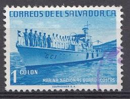 El Salvador 1954  Mi.nr: 745  Freimarken  Oblitérés - Used - Gebruikt - Salvador