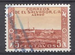 El Salvador 1954  Mi.nr: 746  Freimarken  Oblitérés - Used - Gebruikt - Salvador
