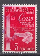 El Salvador 1954  Mi.nr: 747  Freimarken  Oblitérés - Used - Gebruikt - Salvador