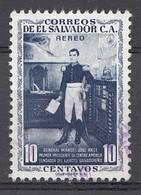 El Salvador 1954  Mi.nr: 749  Freimarken  Oblitérés - Used - Gebruikt - Salvador