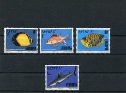 ETHIOPIA 1991 Fishes.MNH. - Ethiopie