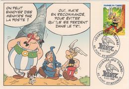 CARTE MAXIMUM    ASTERIX - Comics
