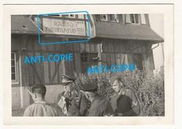 WW2 RARE PHOTO ORIGINALE Soldat Allemand Station RADIO NORMANDIE FECAMP P. Saint Valéry En Caux Le Havre SEINE MARITIME - 1939-45