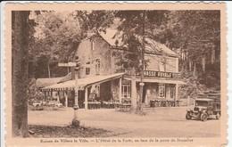 VILLERS LA VILLE HOTEL DE LA FORET - Villers-la-Ville