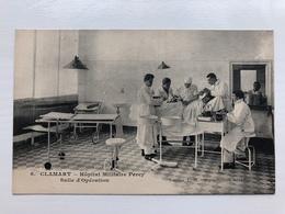 Ak Cp Clamart Hopital Militaire Percy Salle D'operation - War 1914-18