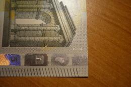 M005 H1 Draghi 5 EURO 2013 M005H1 MA2689653449 - 476 Unc, Neuf - EURO