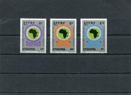 ETHIOPIA 1989 African Development Bank.MNH. - Ethiopie