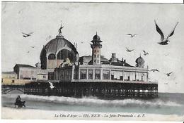 ! - France - Nice - La Jetée Promenade - 2 Scans - Monuments, édifices