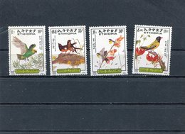 ETHIOPIA.1989 Birds.MNH. - Ethiopie