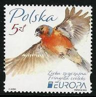 "POLONIA /POLAND /POLSKA /POLOGNE  -EUROPA 2019 -NATIONAL BIRDS.-""AVES -BIRDS -VÖGEL-OISEAUX""- SERIE N - 2019"
