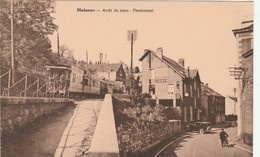 MALONNE ARRET DU TRAM PENSIONNAT - Namur