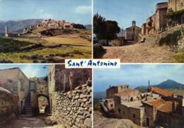 CPM .San Antonino.village Maure - Corse