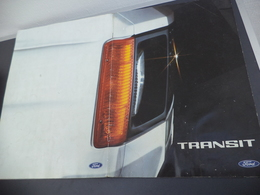 Catálogo Ford - Ford Transit 1983 - Sin Clasificación