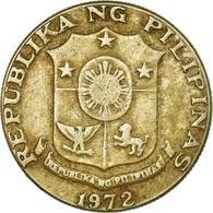 Monnaie, Philippines, 50 Sentimos, 1972, TB+, Copper-Nickel-Zinc, KM:200 - Philippines