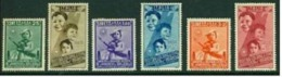 "-Italy-1937- ""Airmail Set Of 6"" MH (*) - 1900-44 Vittorio Emanuele III"