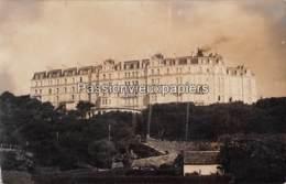 CARTE PHOTO ROQUEBRUNE  1930 HOTEL Du CAP MARTIN - Roquebrune-Cap-Martin