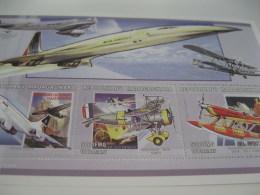 Madagascar-1999-transport-planes-MI.2385-87 - Madagascar (1960-...)
