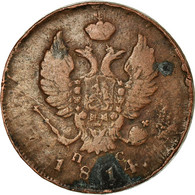 Monnaie, Russie, Alexander I, 2 Kopeks, 1814, Izhora, TB, Cuivre, KM:118.4 - Rusland