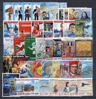 SAN MARINO ANNO 2005 -  COMMEMORATIVI  MNH** - Unused Stamps
