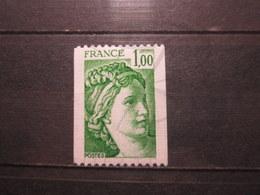 VEND BEAU TIMBRE DE FRANCE N° 1981Aa , XX !!! (a) - 1977-81 Sabine De Gandon