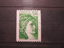 VEND BEAU TIMBRE DE FRANCE N° 1981Aa , XX !!! (c) - 1977-81 Sabine Of Gandon