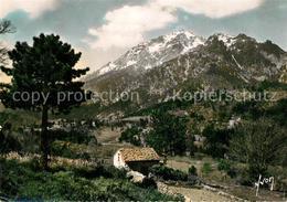 13563791 Vizzavona Chaîne Du Monte D'Oro Paysage Montagnes Vizzavona - Francia